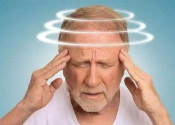 老人头晕患呼吸道疾病